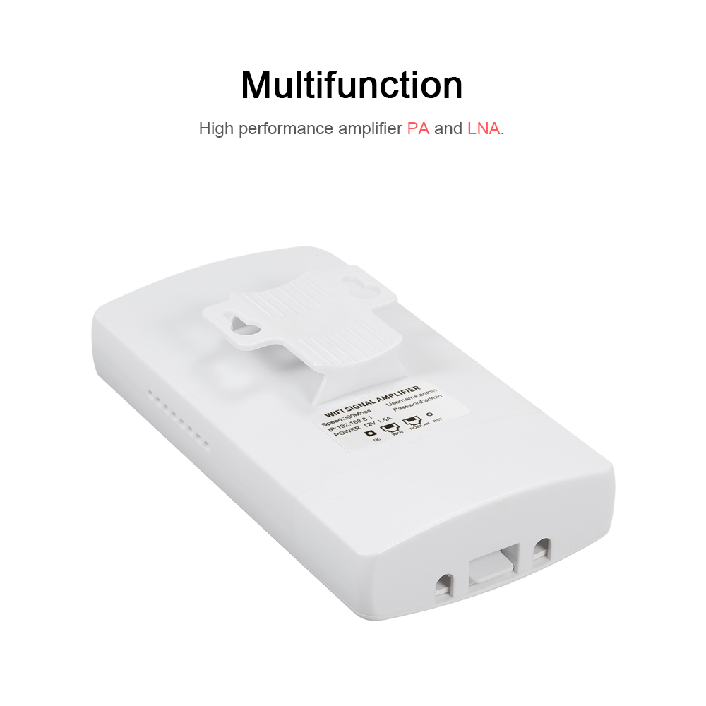 300Mbps Wireless WiFi Signal Extender Network Antenna Signal Amplifier 802.11n/b/g Signal Booster High Power 2.4GHz Outdoors