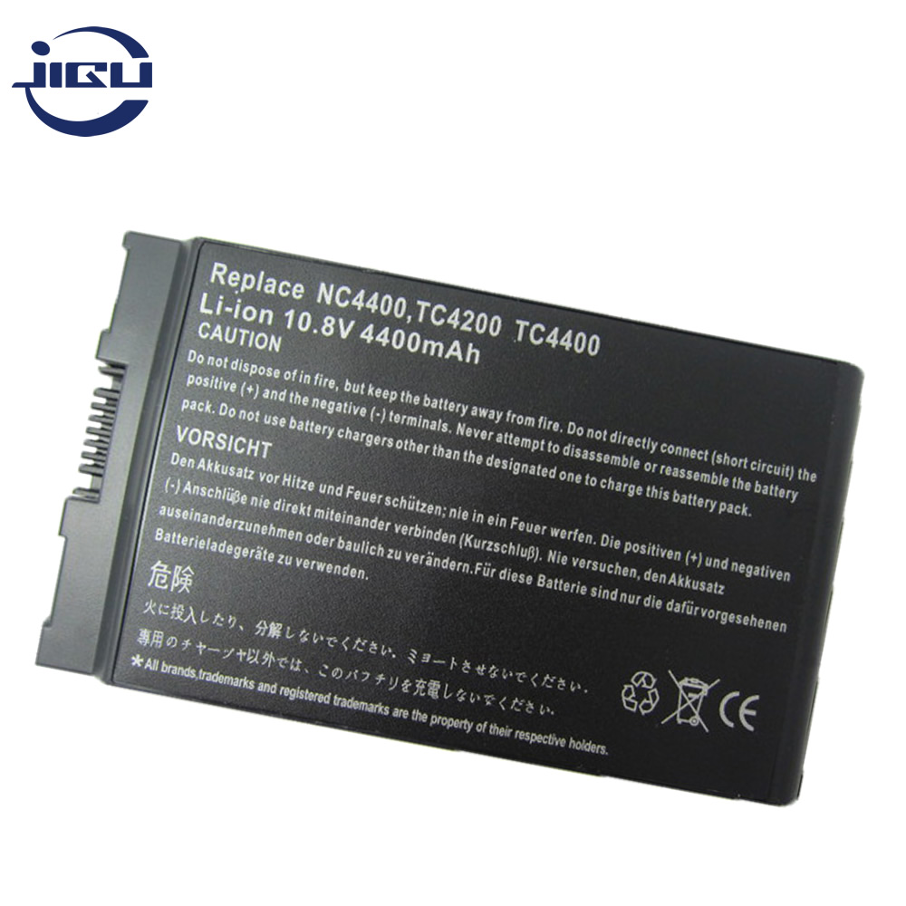 JIGU Laptop Battery For HP Business Notebook nc4000 NC4200 TC4400 TC4200 381373-001 383510-001 419111-001 HSTNN-UB12 PB991A