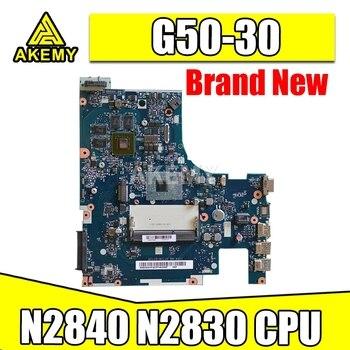 new NM-A311 mainboard For Lenovo G50-30 laptop pc motherboard (15-inch) ( for intel N2840 N2830 CPU 820M GPU 1GB GPU ) Test OK