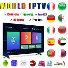 4K IPTV Code M3U Subscription Supports Android TV Box Smart TV Mag Box IPTV Code in Europe Germany UK Canada USA Spain Italy gotit pakistan iptv s905 amlogic s905x 4k smart android tv box 4500 live germany albania indian usa south america smart tv box