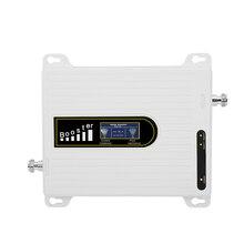 Affichage LCD CDMA 850mhz pièces 1900mhz amplificateur de Signal de téléphone portable 2G GSM 3G UMTS 850 pièces LTE 1900 répéteur de rappel de téléphone portable