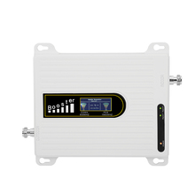 LCD תצוגת CDMA 850mhz PCS 1900mhz טלפון סלולרי מגבר אות 2G GSM 3G UMTS 850 PCS LTE 1900 נייד טלפון Booster משחזר