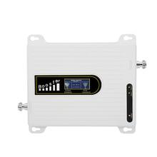 LCD Display CDMA 850mhz PCS 1900mhz Handy Signal Verstärker 2G GSM 3G UMTS 850 PCS LTE 1900 Handy Booster Repeater