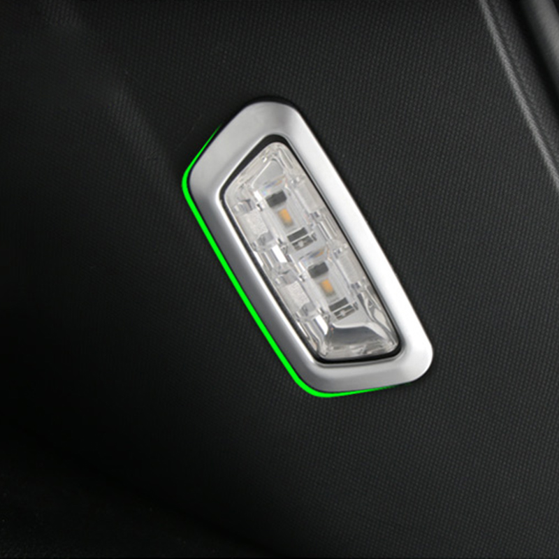 Trunk light strip for mercedes glc x253 trim/accessories amg coupe interior trim decoration