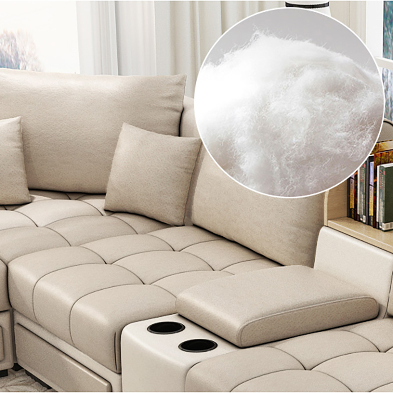 US $750.0 |living room furniture modern fabric sofa European sectional sofa  set 1901-in Living Room Sofas from Furniture on AliExpress