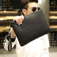 IPad Bag Mens New Handbag Fashion Documents Leisure Business Pack