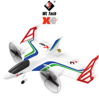 Weili XK X420 Six way Joint Vertical Landing Stunt Aircraft Foam Glider Unmanned Aerial Vehicle Airplane Model Toy