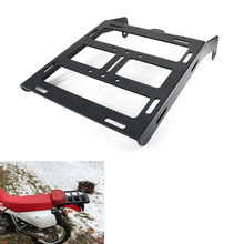 Motorcycle Accessories For HONDA XL650L 1993- 2020 Rear Luggage Rack Cargo Rack Aluminum XL 650L