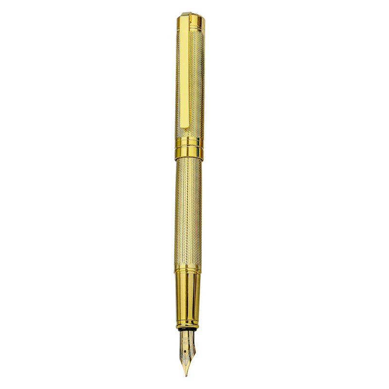 1pc Classic Business Fountain Pen Luxury Gift Metal Ink Pen 2020 Brand New Fountain PenBusiness Office Supplies