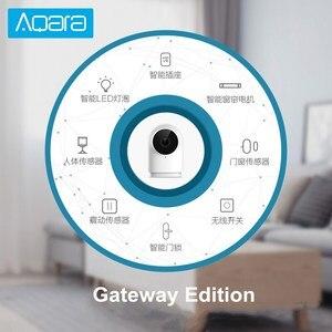Image 3 - Aqara akıllı kamera G2 ağ geçidi Edition 1080P akıllı IP kamera Zigbee bağlantı APP kontrolü kablosuz bulut ev güvenlik cihazı