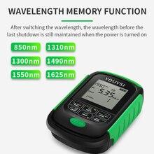 Locator Power-Meter Lightoptical-Fiber-Tester Visual-Fault Li-Battery NEW 5km 4in1 Network
