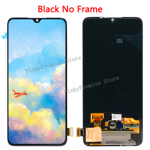 Image 3 - 6.39 Super AMOLED For Xiaomi Mi CC9 LCD Display Touch Screen Digitizer Assembly Replacements Parts For Mi 9 lite M1904F3BG lcd