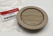 1pc original para kia borrego 3.8 saída de ar condicionado telhado ar condicionado/ac capa 853172j000j7