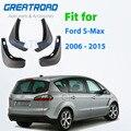 4х формованные Брызговики для Ford S-Max 2006-2015, брызговики, брызговики 2007 2008 2009 2010 2011 2012 2013 2014