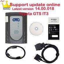 Para toyota otc mais recente v15.10.029 global techstream gts otc vim obd scanner otc para toyota it3 atualização para toyota it2