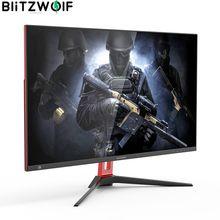 BlitzWolf BW-GM2 27-дюймовые игровые мониторы 144 Гц 2K Разрешение NTSC широкий Цвет цветовой охват AMD FreeSync 178 ° угол обзора без оправы