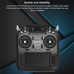 RadioMaster TX16S Hall Sensor Gimbals 2.4G 16CH Multi-protocol RF System OpenTX Radio Transmitter for RC Drone Helicopter Toys