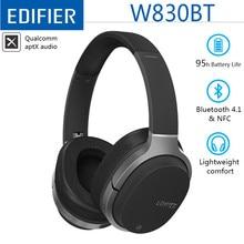 EDIFIER W830BTหูฟังไร้สายบลูทูธV4.1หูฟังสเตอริโอไฮไฟสเตอริโอหูฟังDeep Bassหูฟังไร้สายสนับสนุนAptX Codec NFC Tech