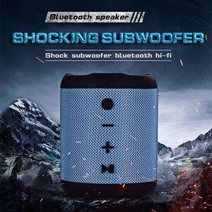 Image 2 - M2 Altifalante Sem Fio Bluetooth 5.0 Mini Speaker Coluna de Grande Capacidade Da Bateria Suporte Handfree Cartão TF de Rádio FM de Áudio Aux