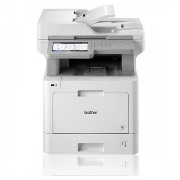 Laser Fax Printer Brother FEMMLF0133 MFCL9570CDWRE1 31 ppm USB WIFI Printers     - title=