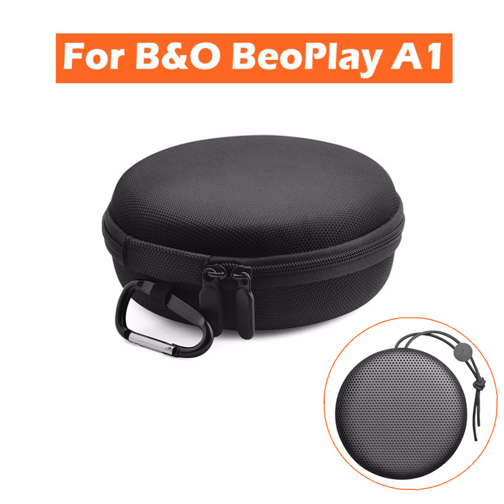 Nylon Protective Extra Case Cover Shell For B&O BeoPlay A1 Bluetooth Speaker Protector Portable Storage Carrying Bag Box Pouch