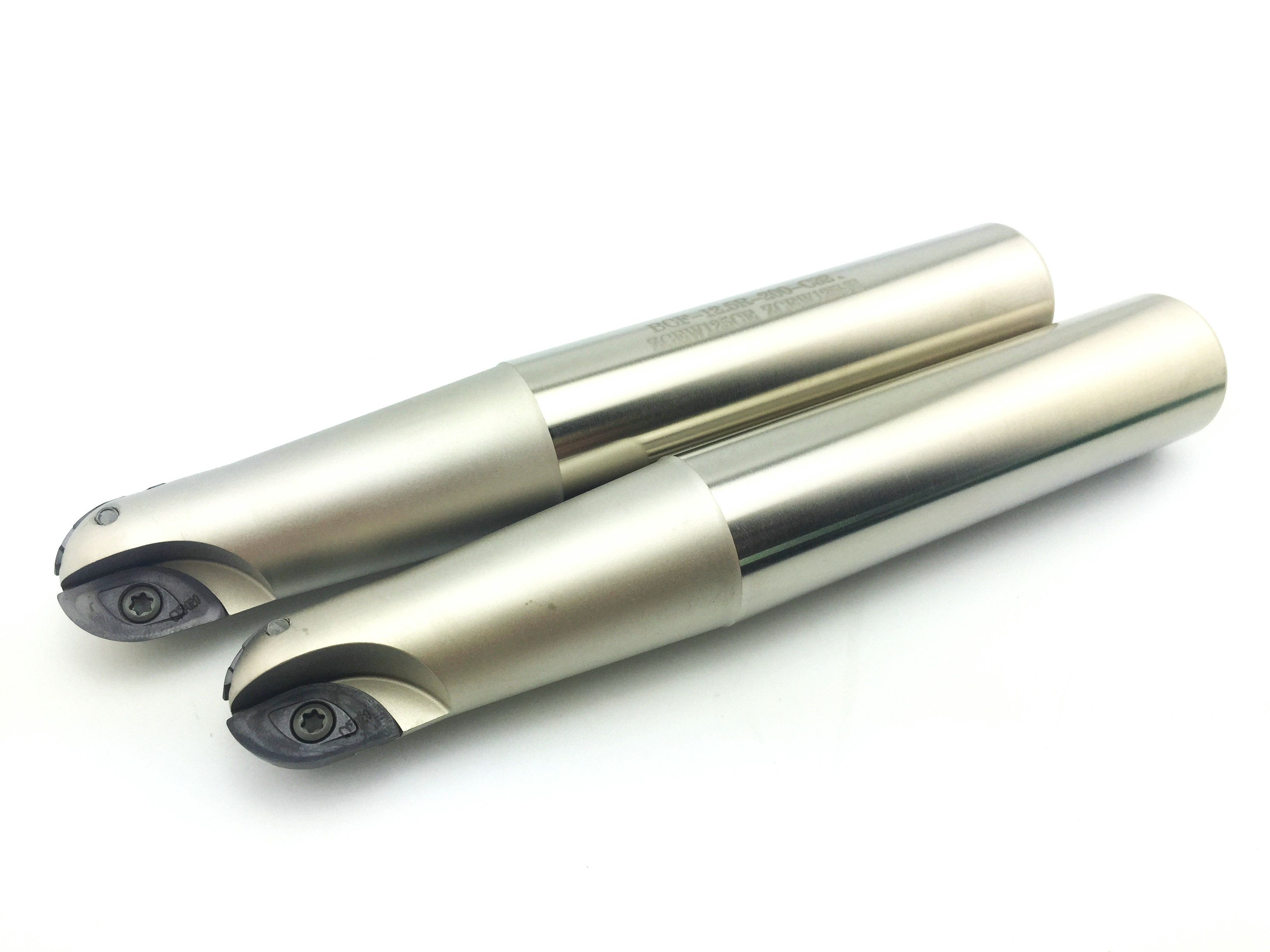 BCF BALL ROUGH END MILL INDEXABLE MILLING CUTTER CHANGEABLE INSERT CUTTER BCF C20-10R-200-1T ENDMILL HOLDER