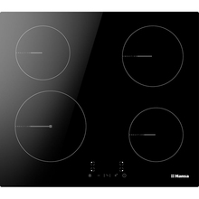 Индукционная варочная панель HANSA BHI68312, индукционная, независимая, черный