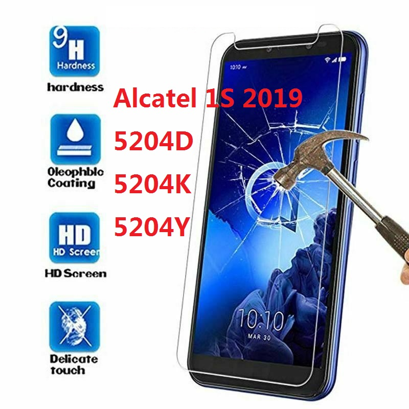 Screen Protector For Alcatel 1S 2019 1 S 5024D 5024Y 5024K 5024 D Y 5.5
