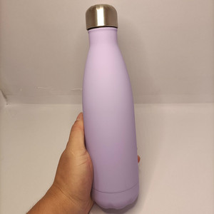Image 5 - 500ML Double Wall 304 Stainless Steel Thermal Flask Fashion Vacuum Thermos Outdoor Portable Sport Thermal Drink Water Bottle
