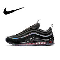 Original authentic Nike Air Max 97 Ul '17 Ultra men's running shoes fashion outdoor sports shoes comfortable lightweight BV6666