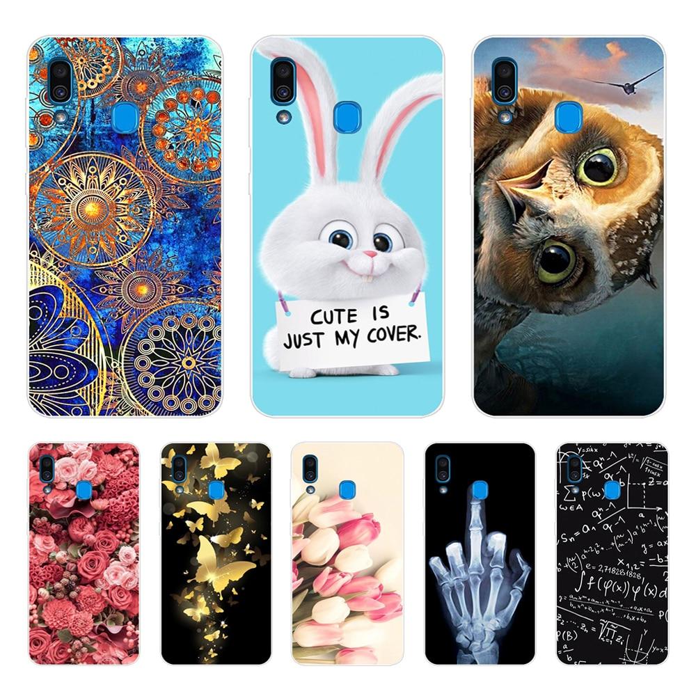 5.8'' For Samsung Galaxy A20e Case 2019 Fashion Slim Silicone Soft TPU Back Cover Coque For Samsung A20E A 20E Phone Cases Capas