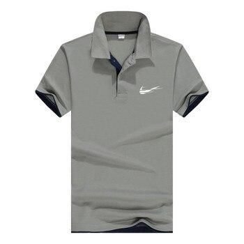 חולצת פולו גברים 2019 שרוול קצר