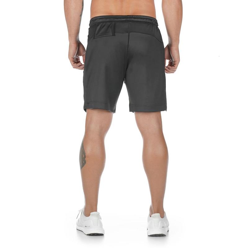 2020 Summer Running Shorts Men 2 in 1 Sports Jogging Fitness Shorts Training Quick Dry Mens Gym Men Shorts Sport gym Short Pants 6