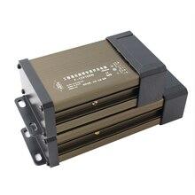 цена на Power Supply 12V Rainproof Lighting Transformer 60W 100W 150W 200W 250W 300W 400W Power Supply 220V To 12V Transfomer Led Driver