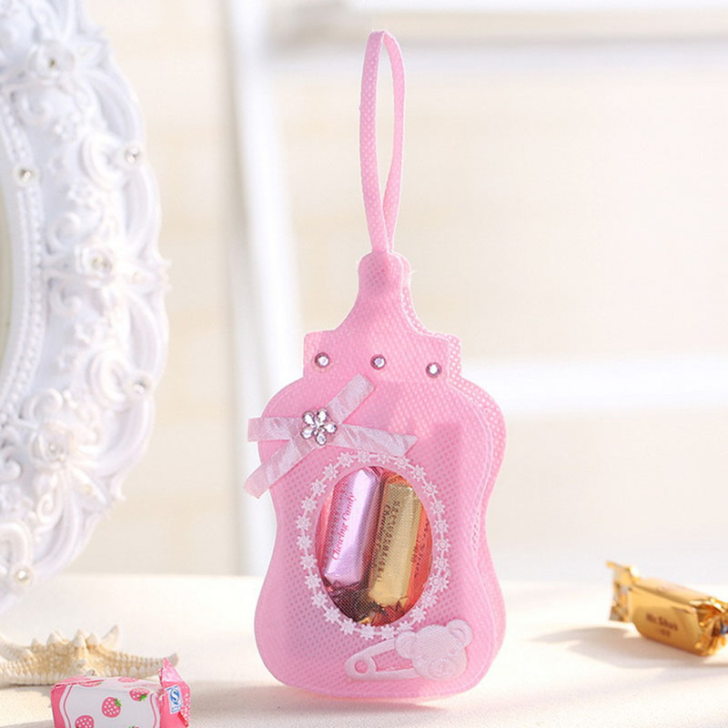 12Pcs Fancy Europe Candy Boxes Bags Bridal Gift Cases Dress Box Wedding Favors Party Favor