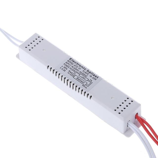 Купить электронный балласт для флуоресцентных ламп 18 22 вт 220 в переменного картинки