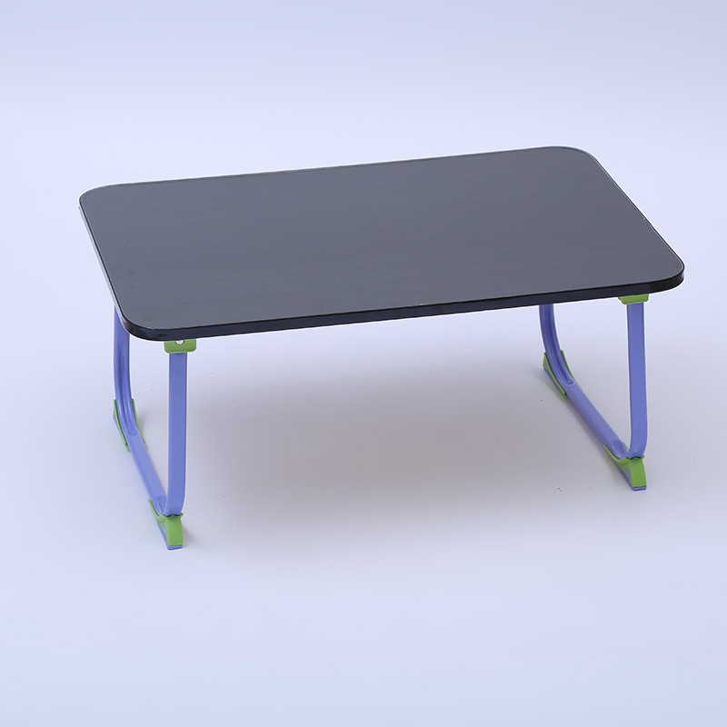 Bed Desk Dormitory Laptop Computer Do Table Foldable Lazy Table Board Students Dormitory Multi-functional Small Table