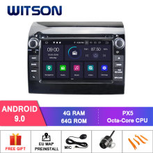 Allemagne Stock! WITSON PX5 Android 9.0 VOITURE DVD GPS pour FIAT DUCATO AUDIO de VOITURE RADIO 4 GO de RAM + 64 GO FLASH 8 Octa Core + DVR/WIFI + DAB(China)