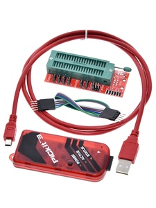 Image 3 - Tzt PICKIT3 pic KIT3 pickit 3 プログラマオフラインプログラミングpicマイクロコントローラ · チップモノポリー + picプログラマーアダプタシート