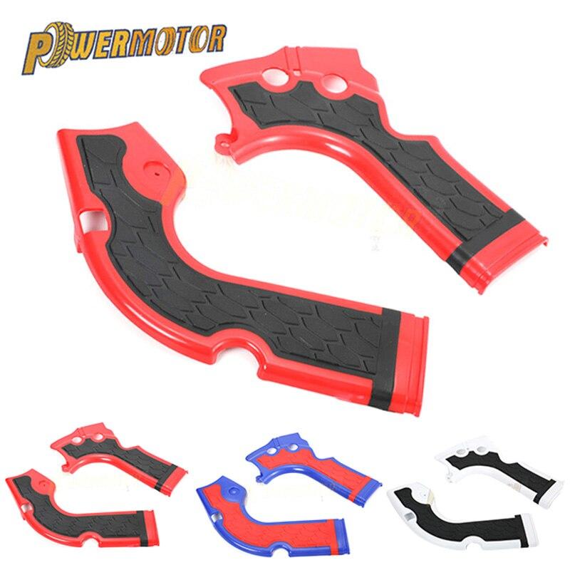 Защитный чехол для мотоцикла, 3 цвета, X-Grip, CRF250R, 2014-2016, CRF450R, 2013-2016