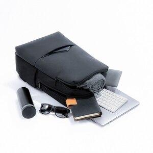Image 5 - Orijinal Xiaomi Mi klasik iş sırt çantası 2 nesil seviye 4 su geçirmez 15.6 inç 18L Laptop omuz çantası açık seyahat çantası