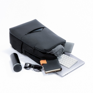 Image 5 - オリジナルxiaomi miクラシックビジネスバックパック 2 世代レベル 4 防水 15.6 インチ 18Lラップトップショルダーバッグアウトドア旅行バッグ