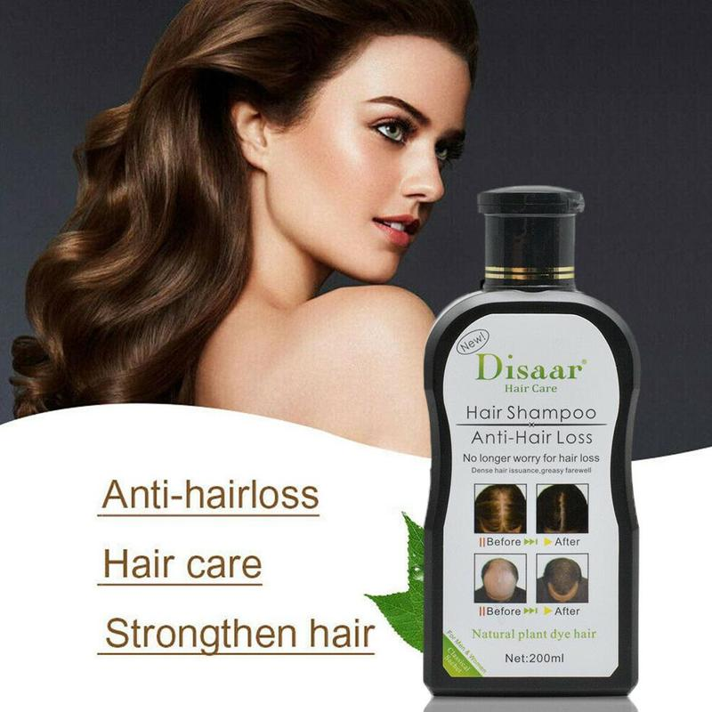 Professional Shampoo For Hair Regrowth Hair Growth Product Hair Treatment Thickening Spray Hair Growth Oil image
