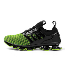Big Size 36-46 Men Women Running Shoes Outdoor Breathable Jogging Sport Blade Shoes for Men's Krasovki Walking Sneakers for Men цена