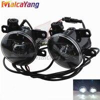 Devil Eye 2PCS For Mitsubishi Pajero Sport /Montero Sport/Nativa/Prajero Dakar Led Fog Lights H11 12V 55W Fog Head Lamp