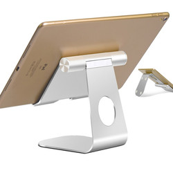 Tablet Stand Adjustable Desktop Holder Dock for Apple iPad 2018 Pro 9.7 10.5 11 10.2 10 Air Mini 4 3 2 Kindle Nexus Samsung Tab