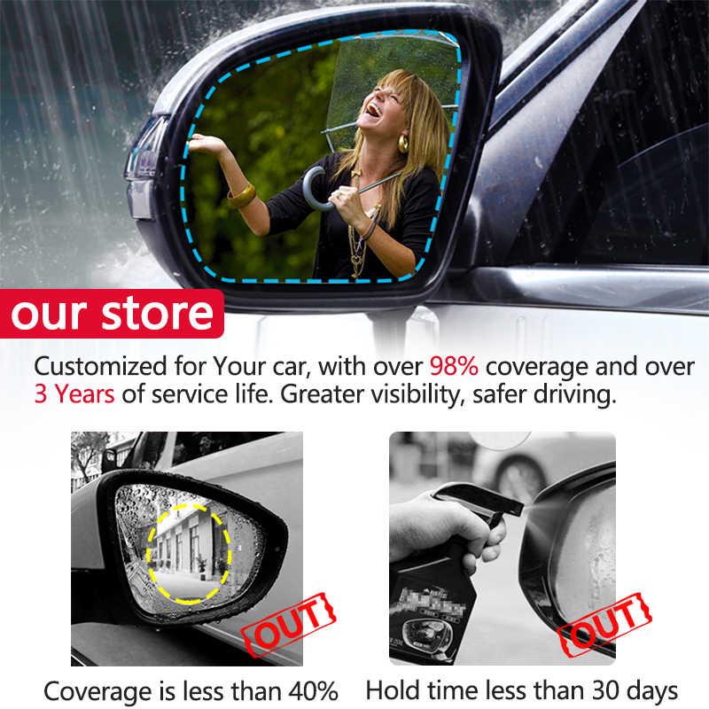Tam kapak Anti sis yağmur geçirmez Film dikiz aynası Subaru XV Crosstrek WRX STI 2011 ~ 2020 araba aksesuarları 2012 2014 2016 2018