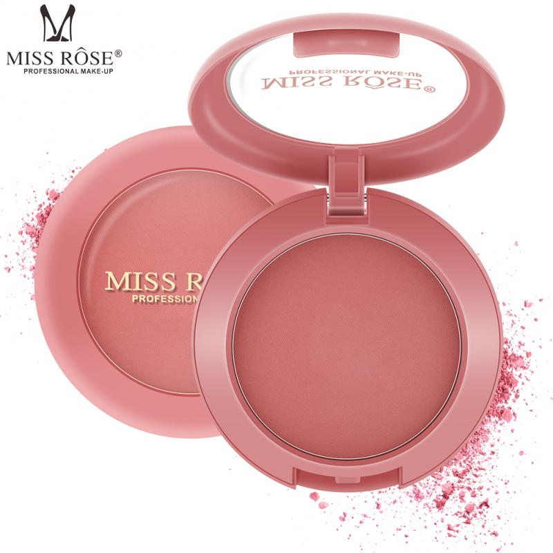12 Colors Charming Blush Powder Cake Natural Brightening Complexion Matte Blush TSLM2