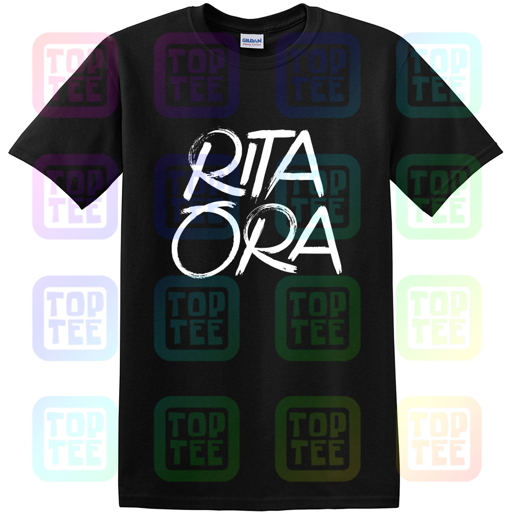 Rita Ora T Shirt Phoenix Tour Let You Love Me Pop Rock Music Unisex Women UK Fan