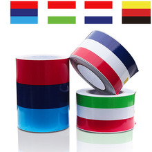 Tricolor Lines Customized DIY Vinyl Decal Car Body Door Side Stickers Stripes Racing Styling For BMW Germany Italy France